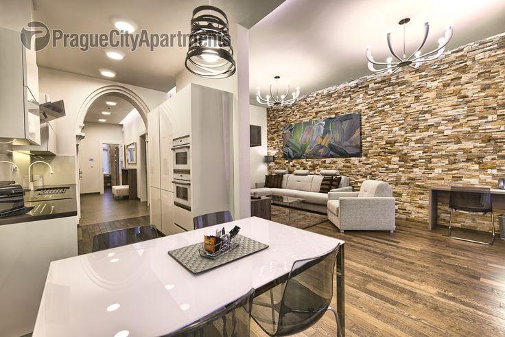 Explore apartments in the centre of Prague.