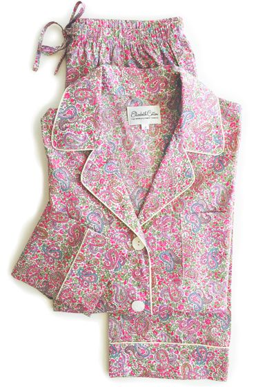 Liberty of London Cotton Pajamas
