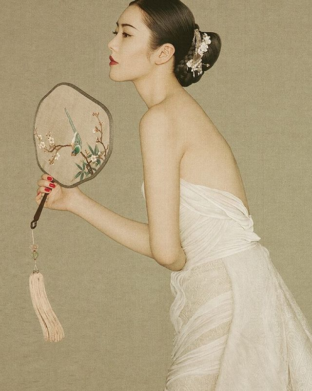 Liu Wen (刘雯) @liuwenlw #BazaarChina by #...Instagram photo | Websta (Webstagram)