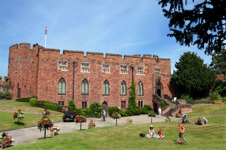 Shrewsbury Castle and Shropshire Regimental Museum