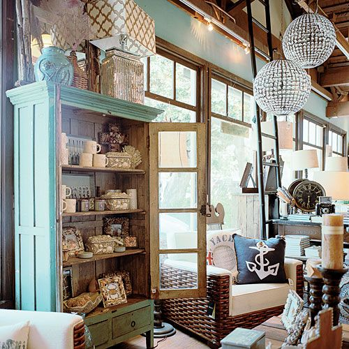 5 shops we love: Laguna Beach (Sunset Magazine) - need to check these places out!