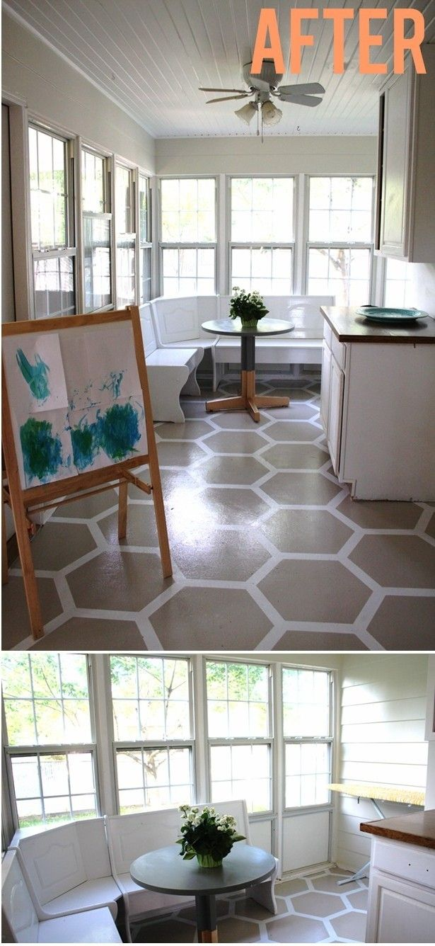 40 best ill paint that images on pinterest painted floors paint painted vinyl flooring dailygadgetfo Image collections