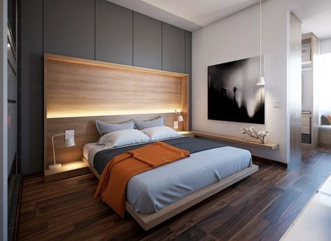 The master and mistress of the house deserve the best. While it is the most  overlooked room simply because nobody sees it but you, the contrary is  true. Your personal space deserves your best attention and decoration.  Spare no expense and do not compromise with your master bedroom ideas and