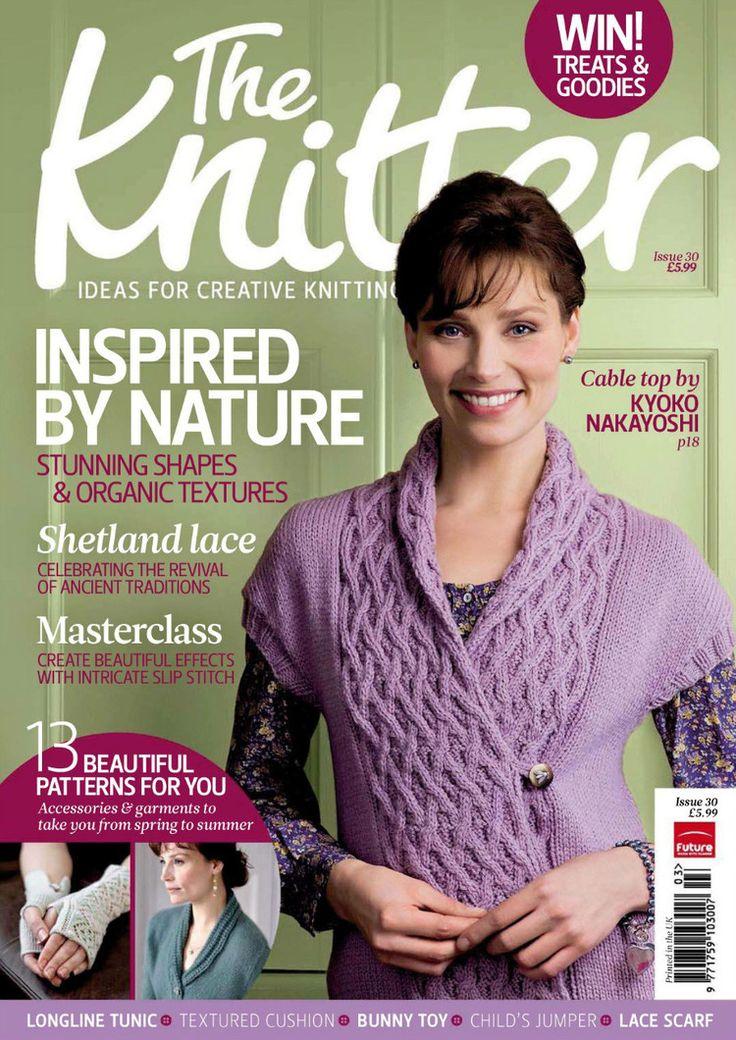 The Knitter №30 2011 - 壹一 - 壹一的博客