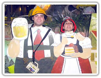 Villa General Belgrano is a lovely town in Central Argentina, famous for its Oktoberfest!