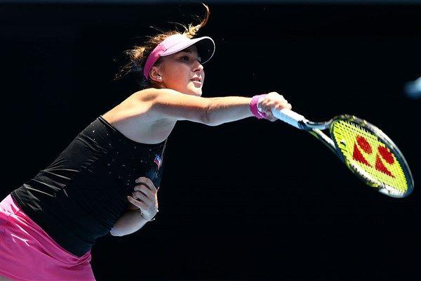 Belinda Bencic vs Kateryna Bondarenko Australian Open Melbourne...: Belinda Bencic vs Kateryna Bondarenko Australian Open… #SerenaWilliams
