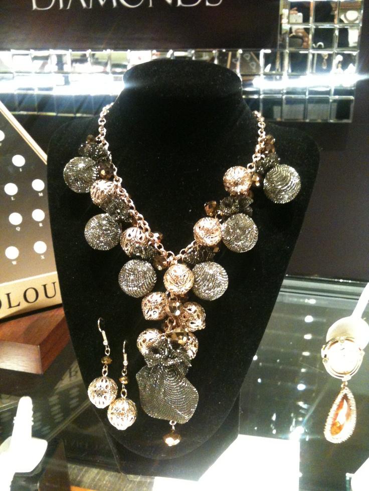 True Bijoux collection! On Sparks Street in Ottawa