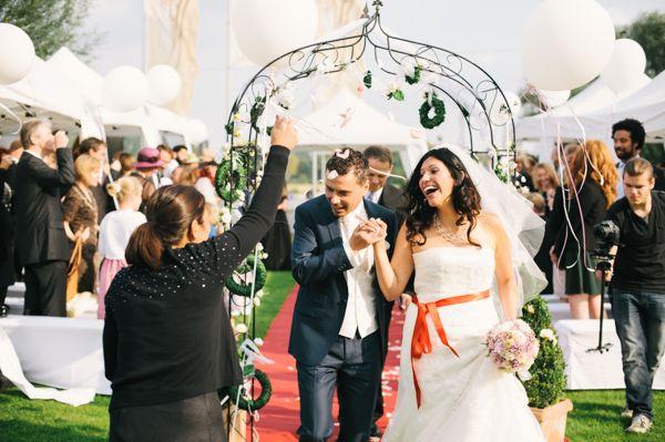 Deutsch-türkische Hochzeit