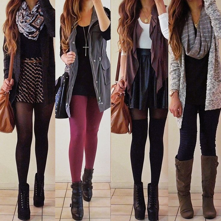 My fall outfits to inspire!
