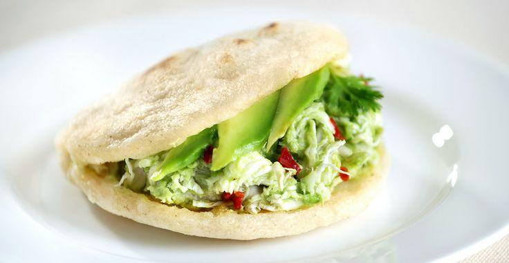 Reina Pepiada - Maria Maria Arepas | Lunch from Kitchensurfing ...