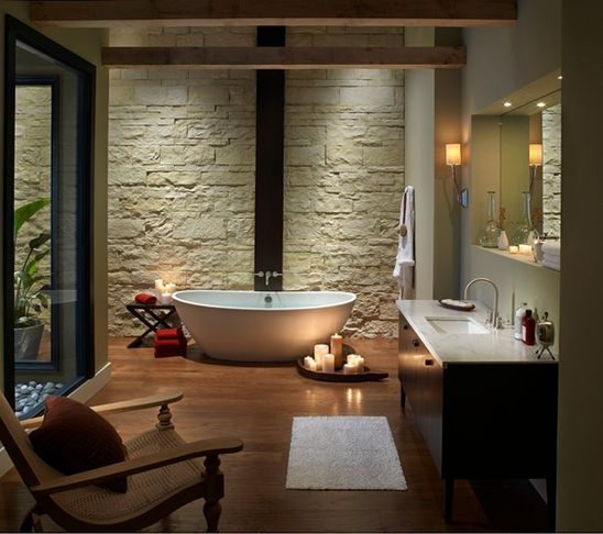 10 best images about big dreams on pinterest beach for Warm bathroom designs