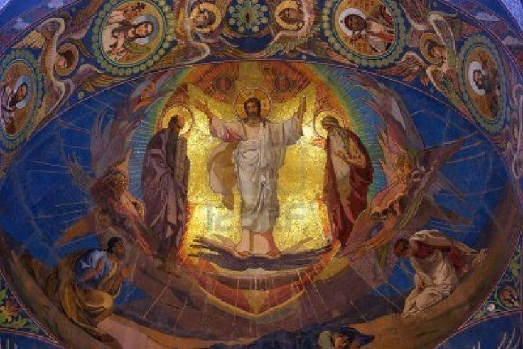Church of the Savior On Spilled Blood | TRANSFIGURACIÓN DE JESÚS.-TEMPLO ORTODOXO DE PETERSBURGO