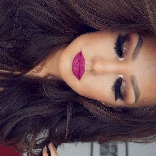 Imagem de beauty, eyes, and make up