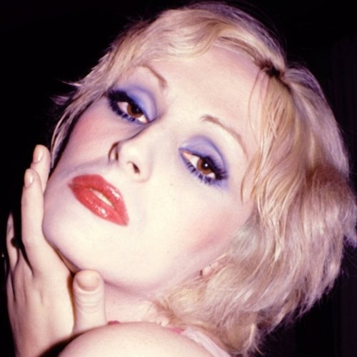 Candy Darling  Lavender + red