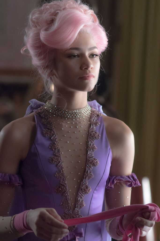 Zendaya as Anne Wheeler in  The Greatest Showman  6e2aaf8ad6c0