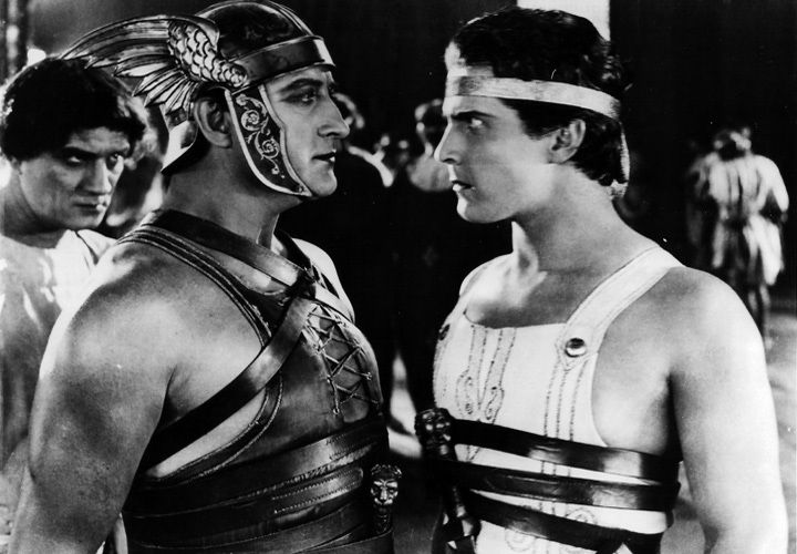 Ben-Hur | Silent Film Festival  USA, 1925 • Directed by Fred Niblo Cast Ramon Novarro (Judah Ben-Hur, Prince of the House of Hur), Francis X. Bushman (Messala), May McAvoy (Esther), Betty Bronson (Mary), Claire McDowell (Princess of Hur), Kathleen Key (Tirzah), Carmel Myers (Iras), Nigel de Brulier (Simonides), Mitchell Lewis (Shiek Ilderim), Leo White (Sanballat), Frank Currier (Arrius), Charles Belcher (Balthasar), Dale Fuller (Amrah), Winter Hall (Joseph) Production Metro-Goldwyn-Mayer…