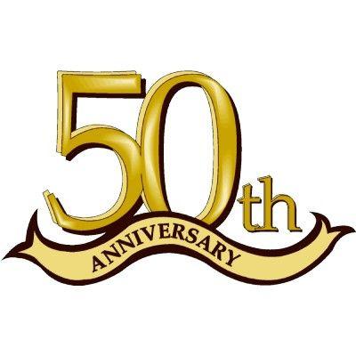 50 th anniversary