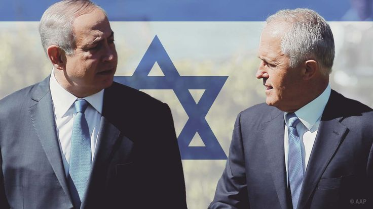 Last week, Australia had a historic visitor, the Prime Minister of Israel, Benjamin Netanyahu. But while some people celebrated his visit others protested it.