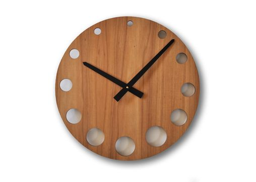 Timber Wall Clock (Cog Extra Large)
