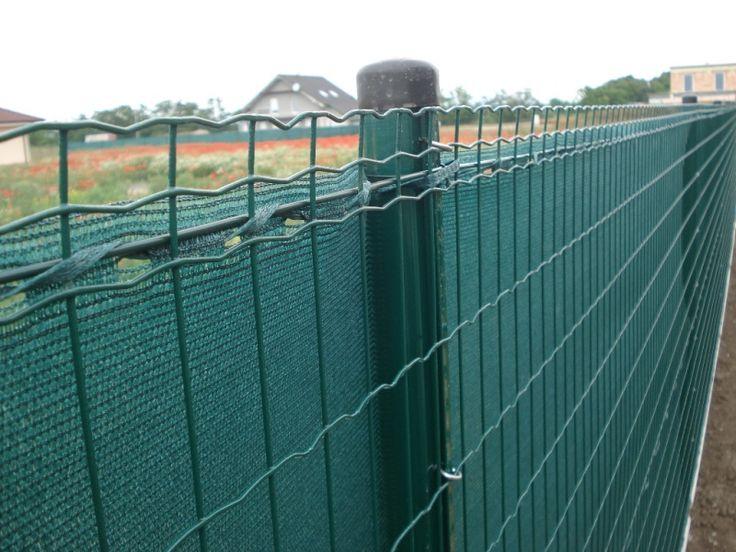 Tieniaca sieť na plot, tienidlo na plot | M+M Martinec