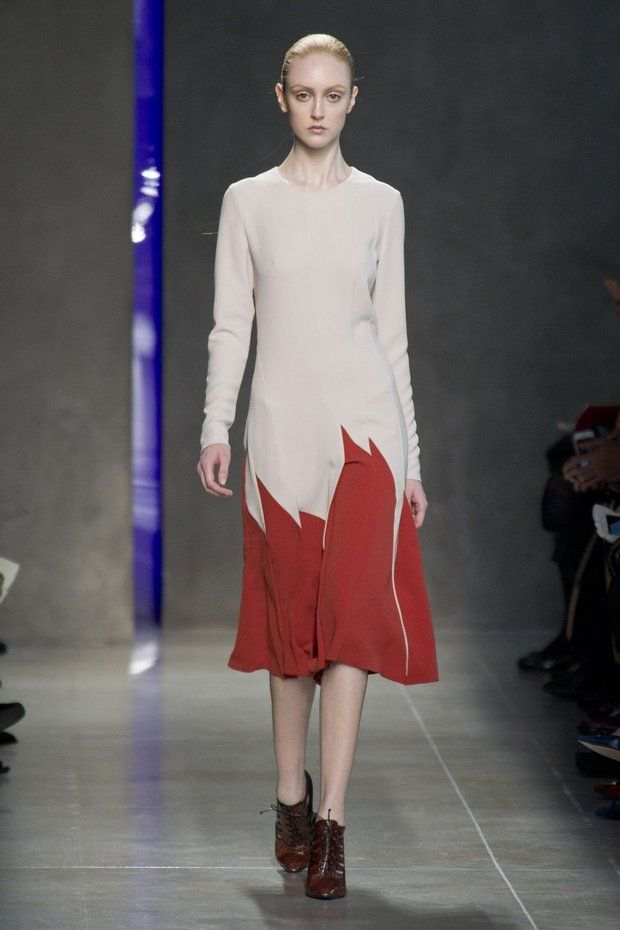 Bottega Veneta, Ready-to-Wear, Autumn/Winter, 2014/2015, Milan Fashion Weeks #Mayeiah #fashion