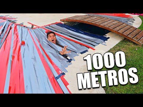 CUBRIMOS la PISCINA de una MANSIÓN con 1000 METROS de CINTA AMERICANA!! [Logan G] - VER VÍDEO -> http://quehubocolombia.com/cubrimos-la-piscina-de-una-mansion-con-1000-metros-de-cinta-americana-logan-g    ★Mis Mejores VÍDEOS que TIENES que VER 100%!! ➨  PAYASO ASESINO en un LUGAR ABANDONADO!!  ➨ MEZCLANDO todas LAS HAMBURGUESAS del MCDONALDS!! HAMBURGUESA GIGANTE!! ★Mis redes sociales!! •Twitter(AVISOS EXCLUSIVOS del CANAL):  •Instagram(FOTAZAS DIARIAS):  Emp