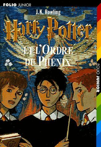 """Résultat de recherche d'images pour """"livre harry potter 5"""""""