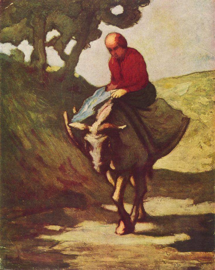 Honoré Daumier  ArtExperienceNYC   www.artexperiencenyc.com