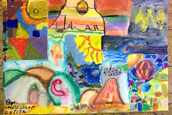 Fine Art 4 Kids - Gallery of FineArt4Kids work