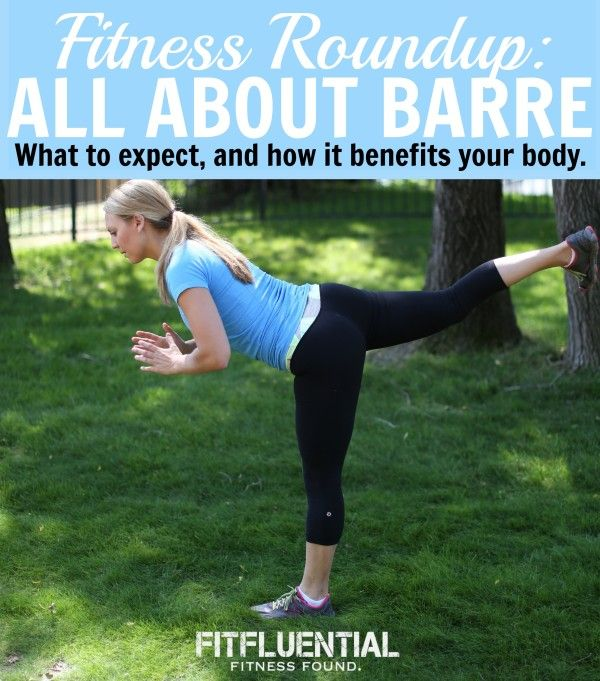 All about Barre Workouts #FitFluential (photo by FitFoodieFinds)