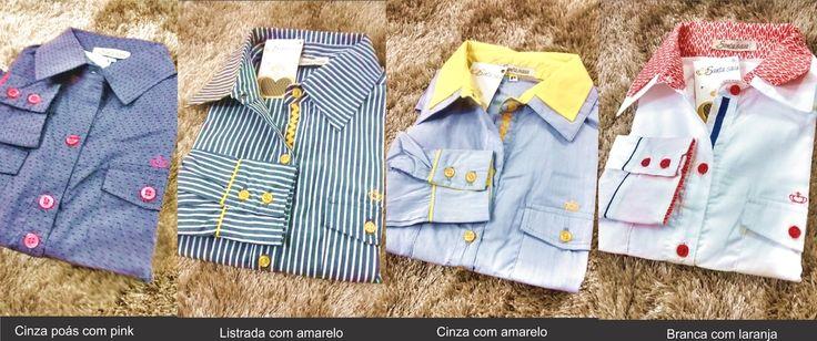 Camisas novas lindas :)