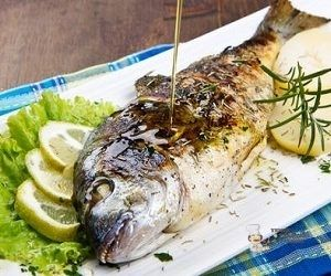 Izgara Balık Tarifi