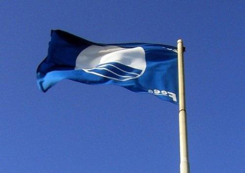 bandiera blu  anche quest'anno... :)