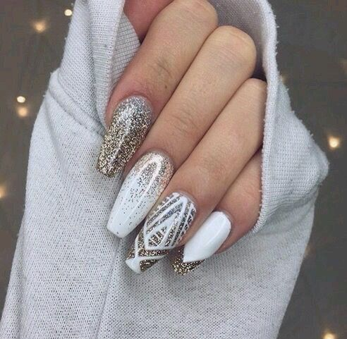 57 best n a i l s images on pinterest french tip nail designs 33 glamorous nail designs to make you stand out everywhere prinsesfo Image collections