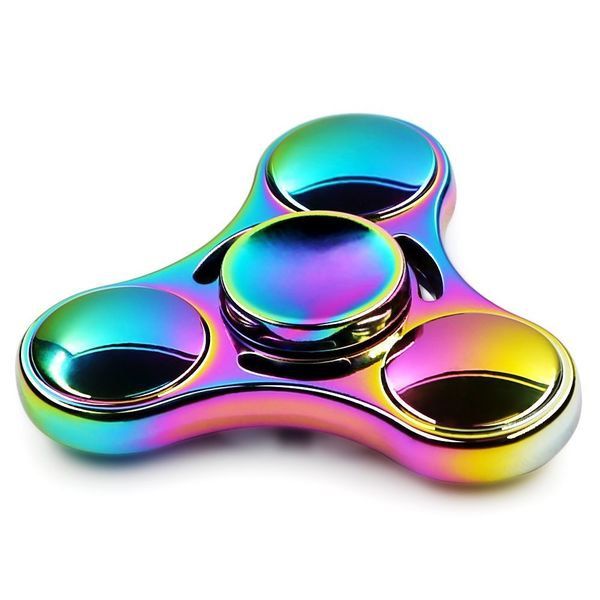 Fidget Spinner - Trio Star