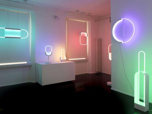 Art and lighting by Giorgia Zanellato | @sightunseen
