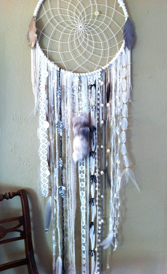 Giant Dream Catchers