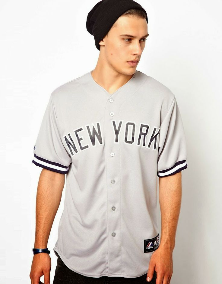 lowest price 6ff40 883d5 Baseball Jersey Outfits Men | cabeqq.com