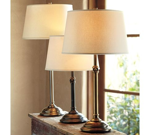 Just Got These Chelsea Bedside Lamps From Pottery Barn 20