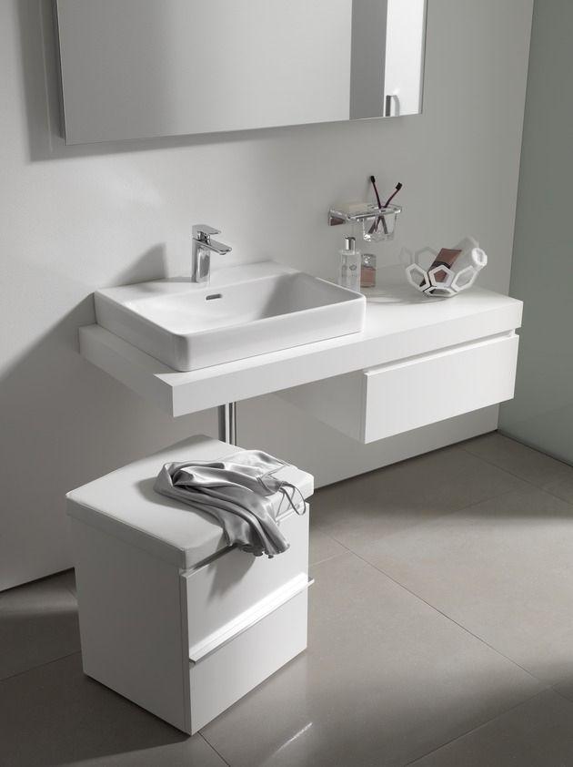 laufen pro s mit case waschtischplatte. Black Bedroom Furniture Sets. Home Design Ideas
