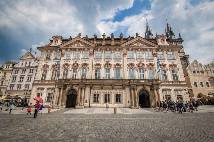 Palác Kinských