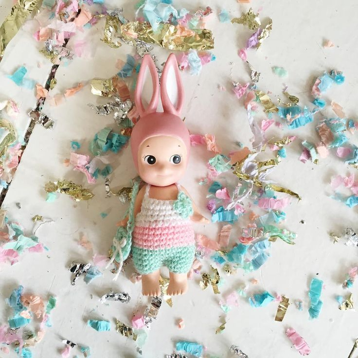 Sonny Angel - cute outfit!!