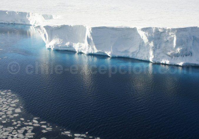 glaciers, Argentine