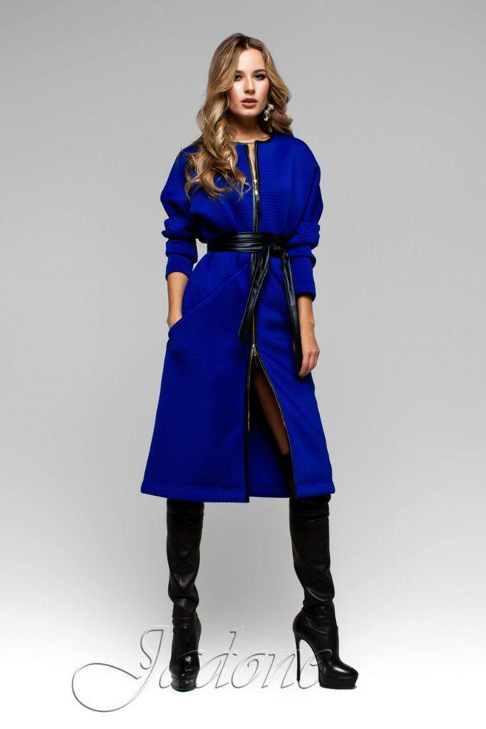 Тренч-пальто Greta электрик