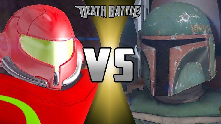 Boba Fett VS Samus Aran Remastered | DEATH BATTLE Dedicated to Monty Oum the man who inspired the show