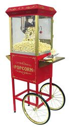 Popcorn Machine Rental & Concession - Los Angeles - Orange Counties