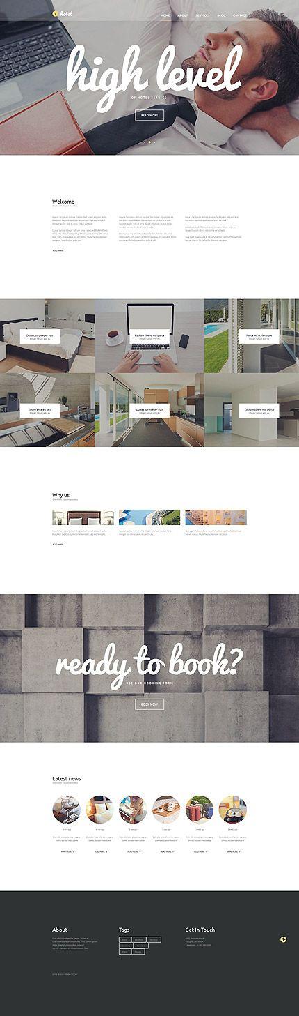 template 52946 hotel booking responsive wordpress theme. Black Bedroom Furniture Sets. Home Design Ideas