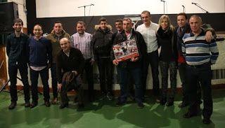 Santacara: Entrega de premios Agosto 2015 - Festival de Jotas...
