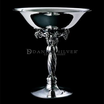 Georg Jensen - Grape Collection Bowl - aprox. dkr. 140.000
