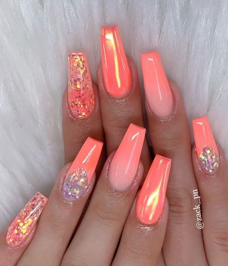 15 summer must-have nail styles – letmebeauty.net – Nails